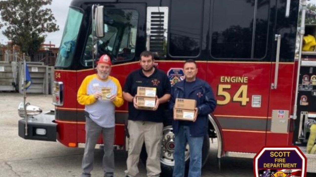 Courtesy Scott Fire Department