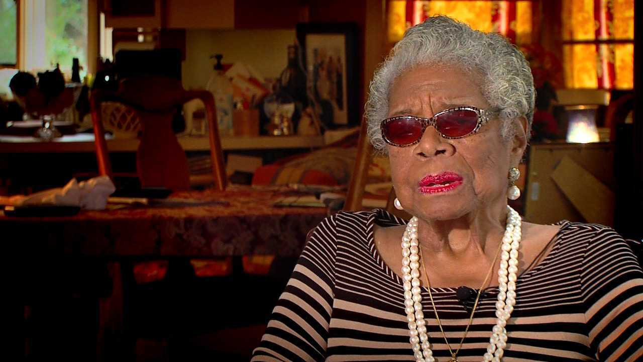Poet, civil rights activist Maya Angelou dead at 86
