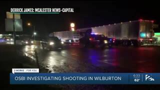 OSBI investigating officer-involved shooting in Wilburton