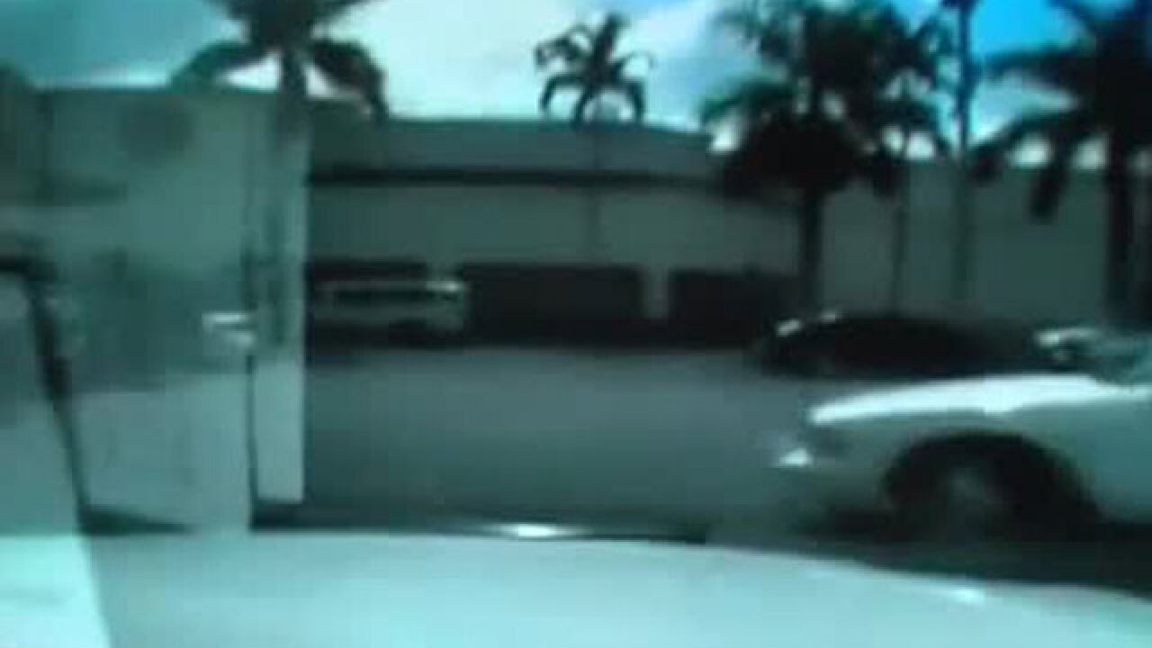 South Florida woman hit by deputy's vehicle wins lawsuit against Palm Beach Co. Sheriff's Office