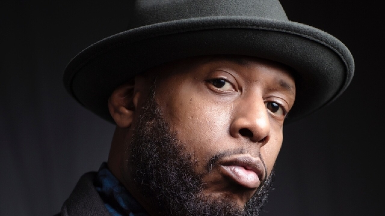 Hip-hop legend Talib Kweli takes 'DJ residency' at Revel OTR winery