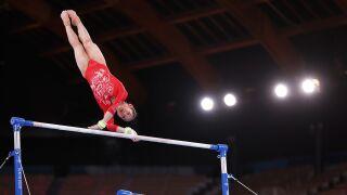 ROC, China, start strong in women's gymnastics qualification