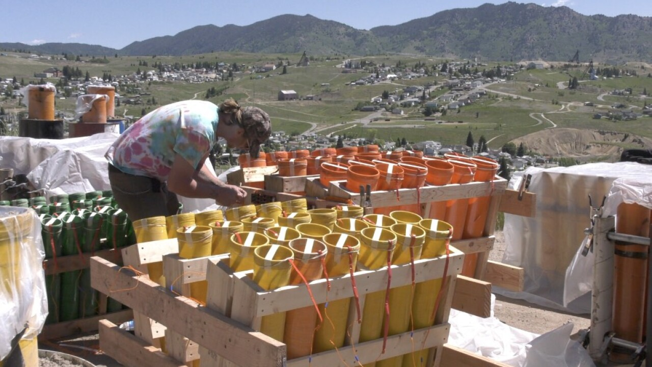 Butte prepares for annual Third of July fireworks display