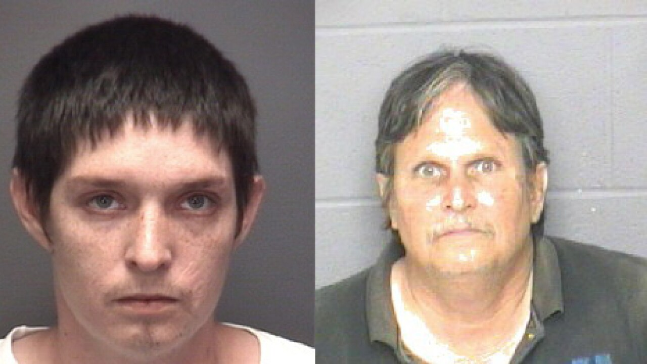 Suffolk father, son charged with distribution of heroin