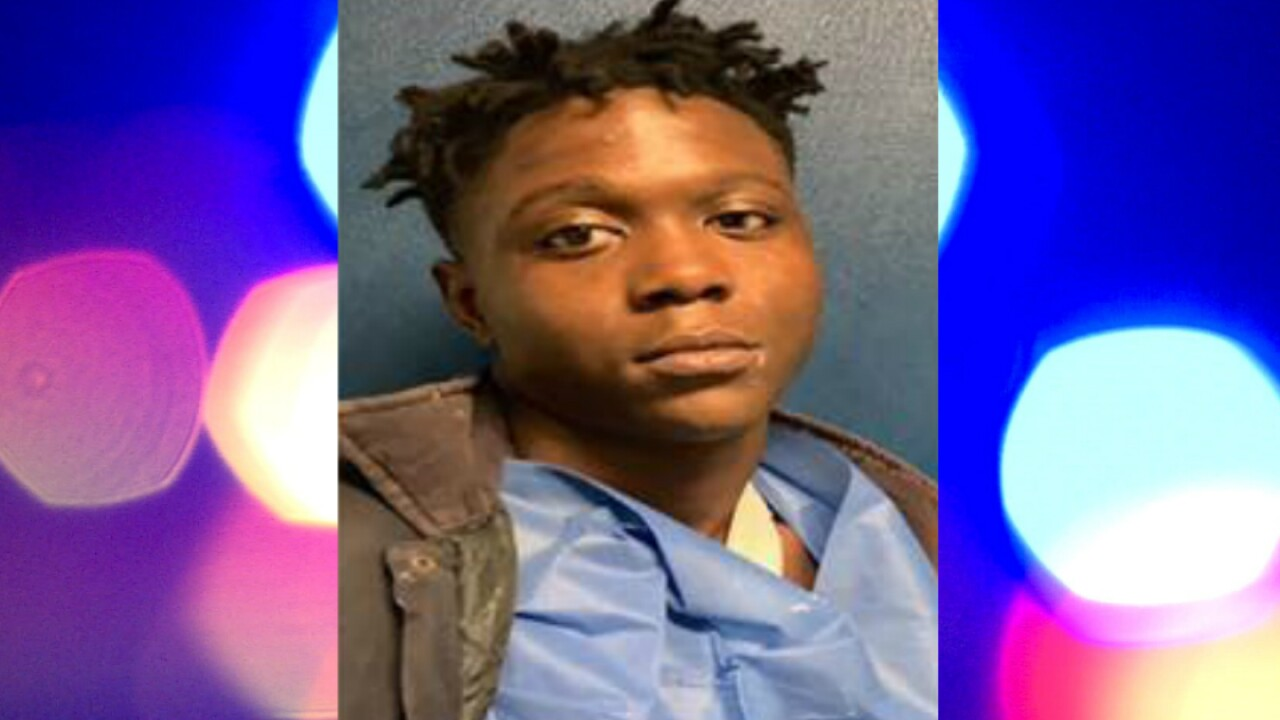Man arrested after shooting during attempted triple robbery in Petersburg