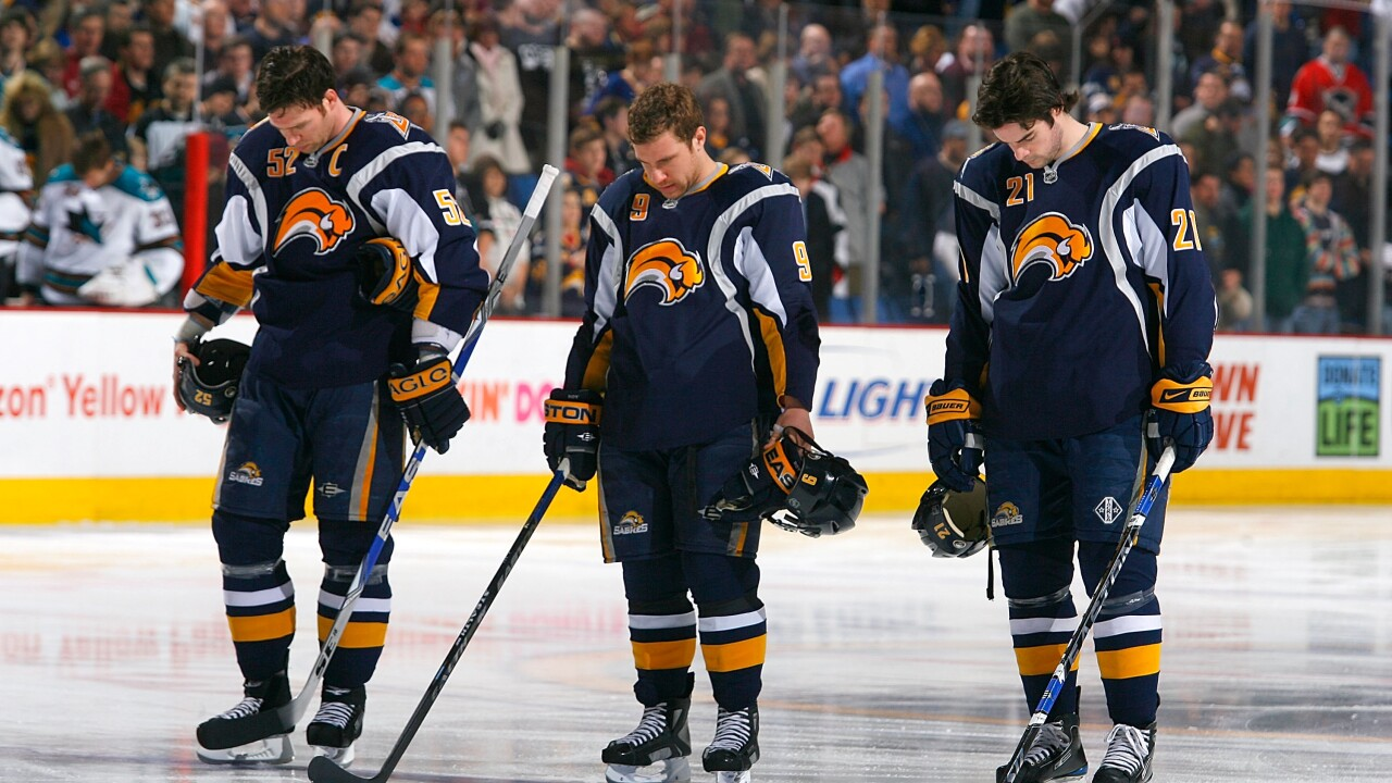 10 years later -- Remembering Flight 3407 and how a Sabres game helped WNY heal