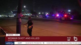 Harbor Drive shooting