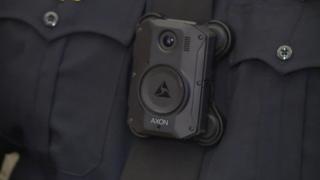 Axon body cameras Cincinnati Police