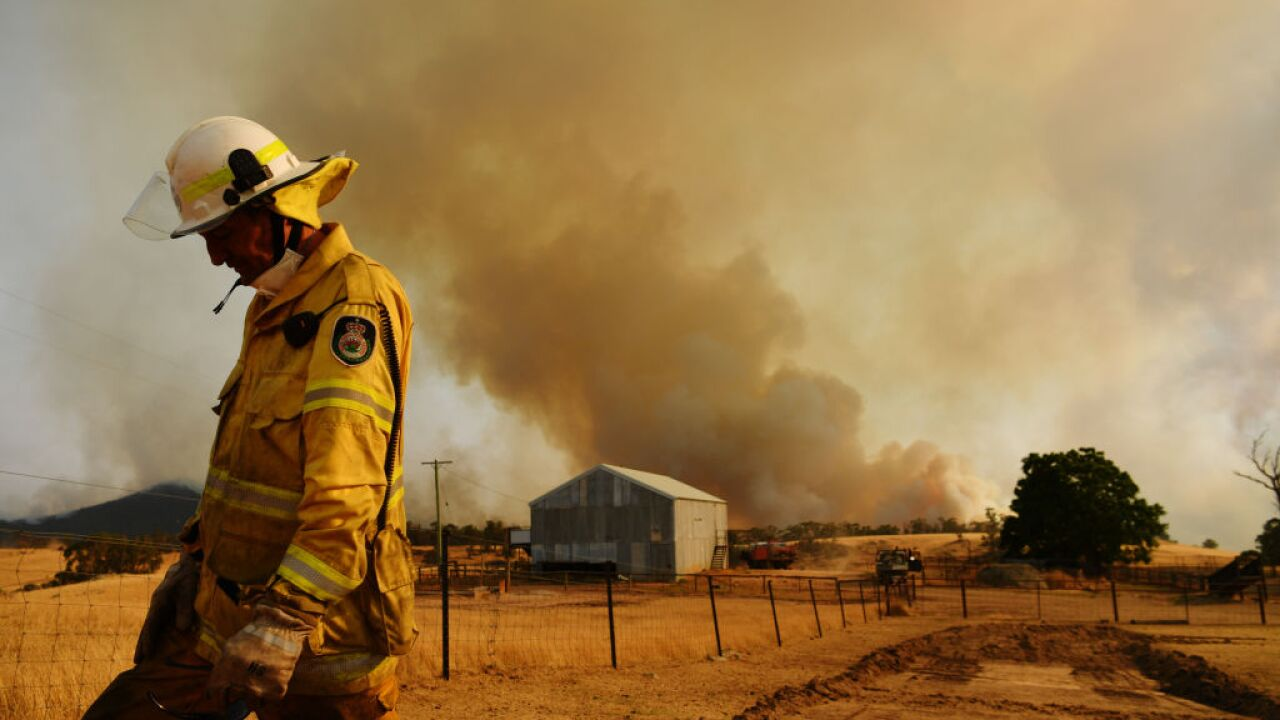 US firefighters going to Australia to help with bushfires