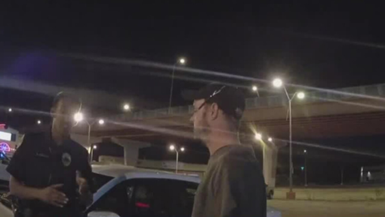Video Shows Police Interact With DUI Driver Hours Before Fatal Crash