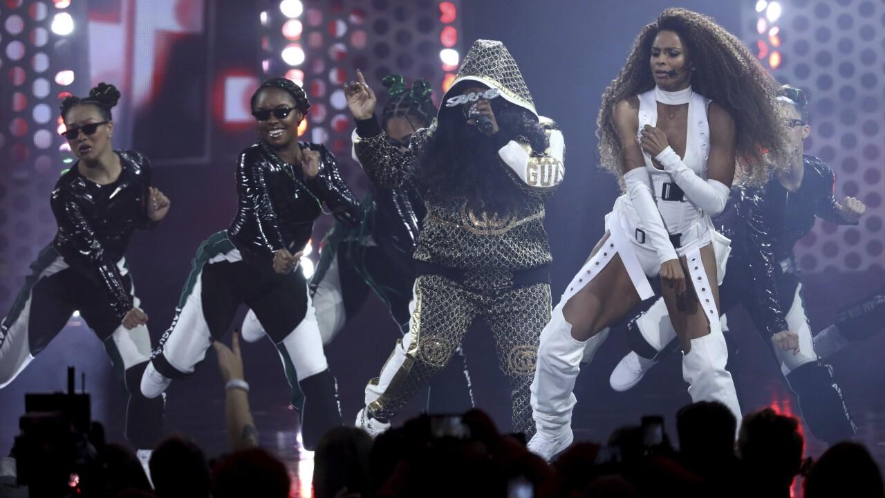Missy Elliott, Ciara