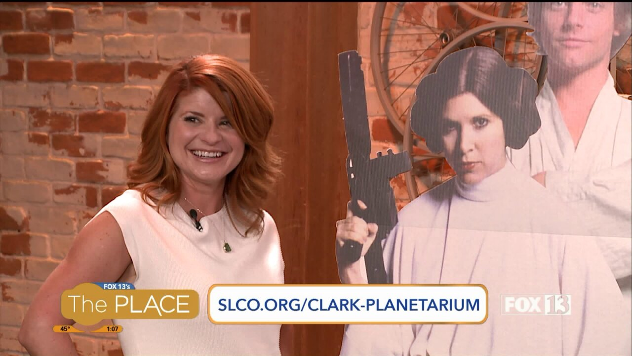 Celebrate 'May the 4th Be With You' at Clark Planetarium