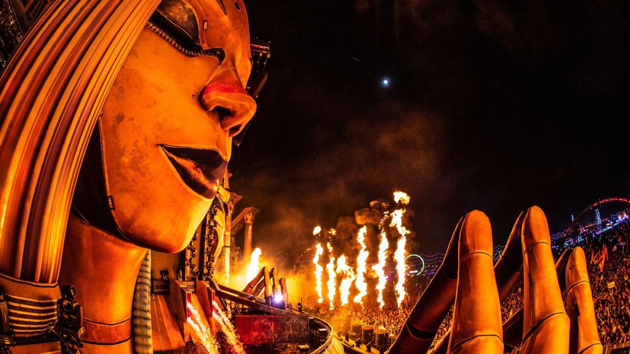 EDC Las Vegas officially postpones Oct. 2020 event to next year