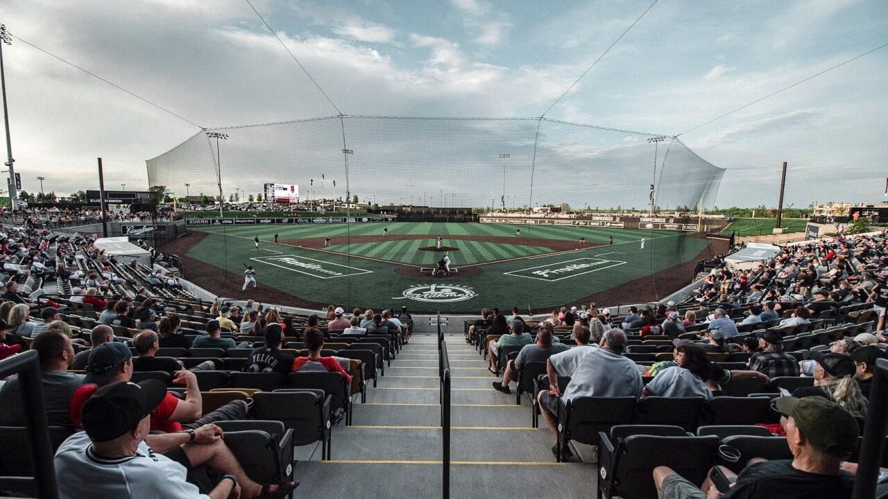 Milwaukee Milkmen's Franklin Field returns to 100 percent capacity