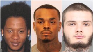 Ralph Whitehead murder suspects