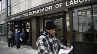 Jobless claims report Thursday could hit 7 million or higher
