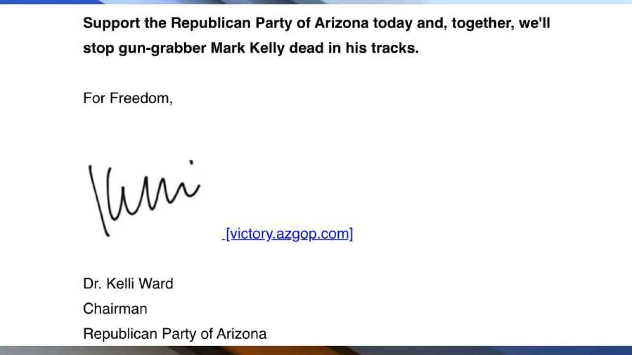 KNXV Arizona GOP Kelli Ward Mark Kelly Dead in his Tracks.jpeg