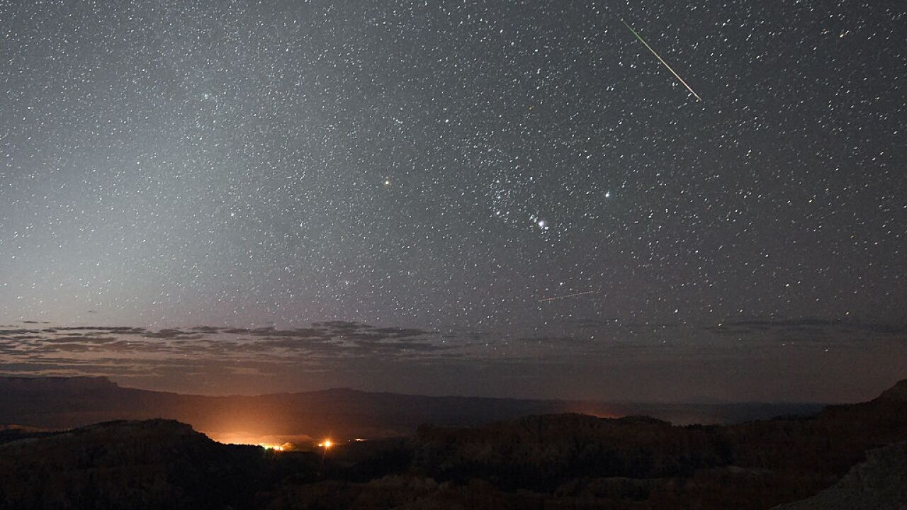 Eta Aquarids: The skies are primed to present a dazzling meteor shower