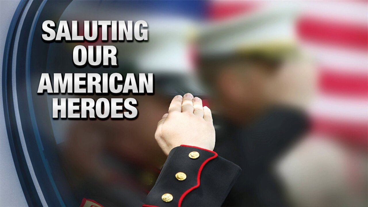 News 3 honors the military in 'Saluting Our American Heroes'special