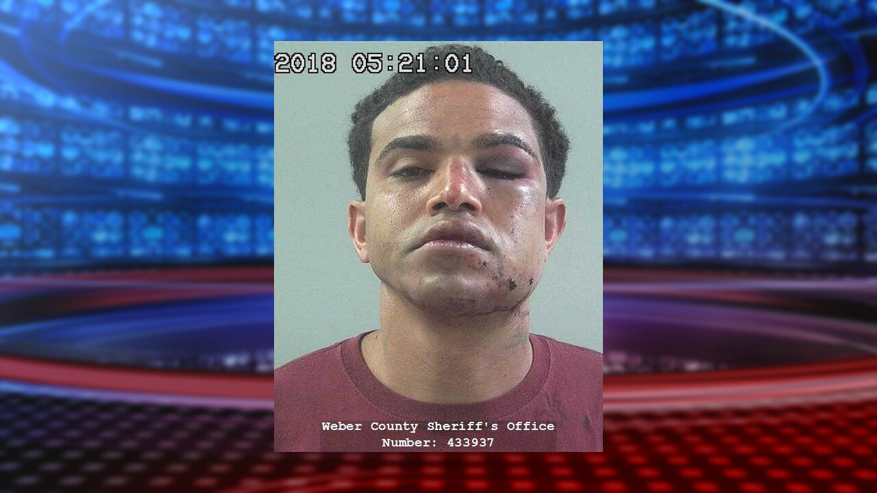 Man wanted in connection with California homicide arrested in Ogden
