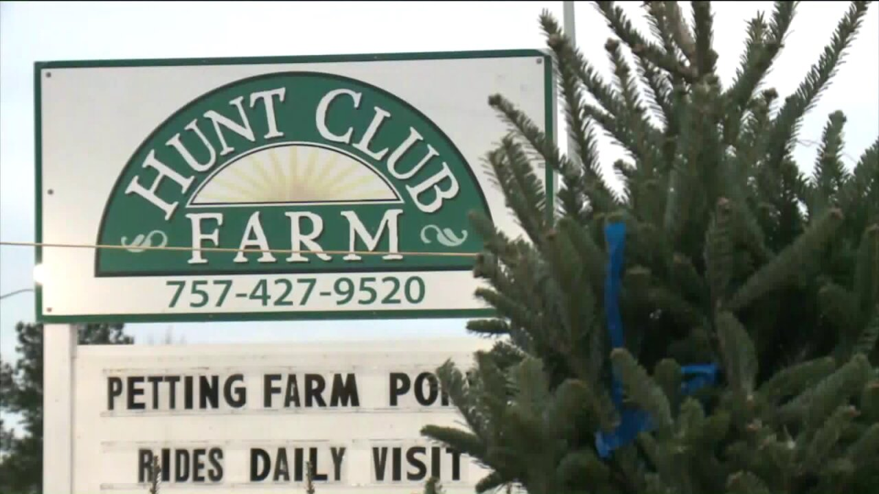 Local tree farms staying open during busy holiday season despite expected winterstorm