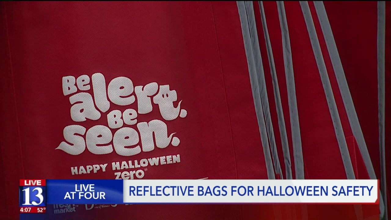 Free Halloween accessory created to save lives