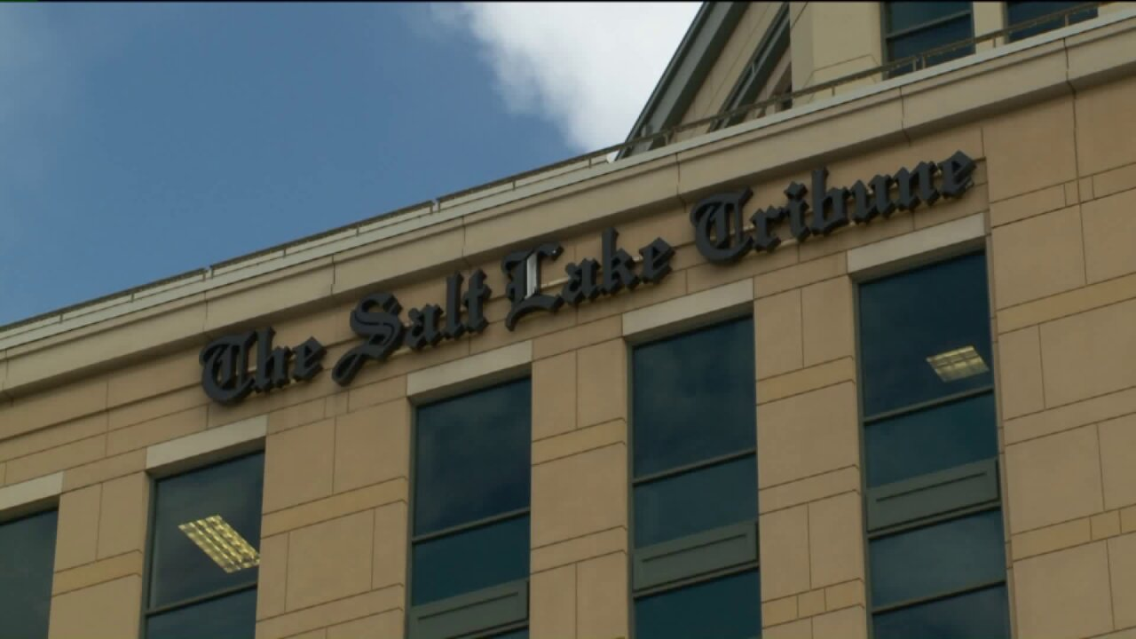 Financial difficulties lead to major layoffs at The Salt LakeTribune
