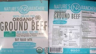 Over 130,000 pounds of ground beef recalled for possible plastic contamination