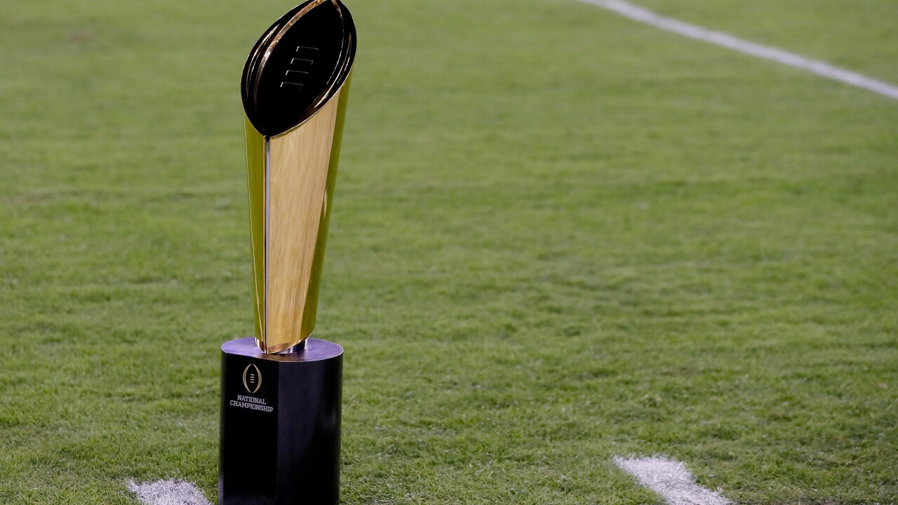 Alabama, Clemson, Notre Dame, and Oklahoma fill out College Football Playoff field