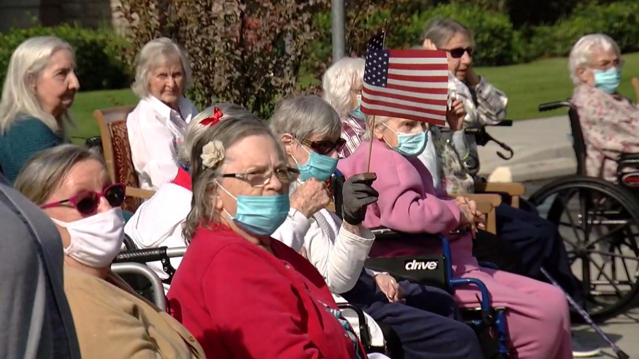 Kern County celebrates Veterans Day