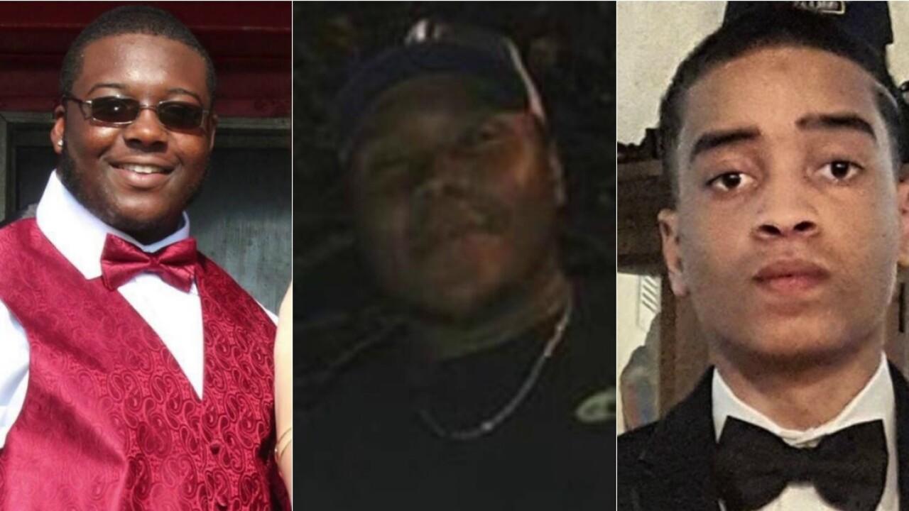 Friends remember men killed in Amelia County triple fatalwreck