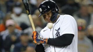 Miguel Cabrera Tigers Baseball