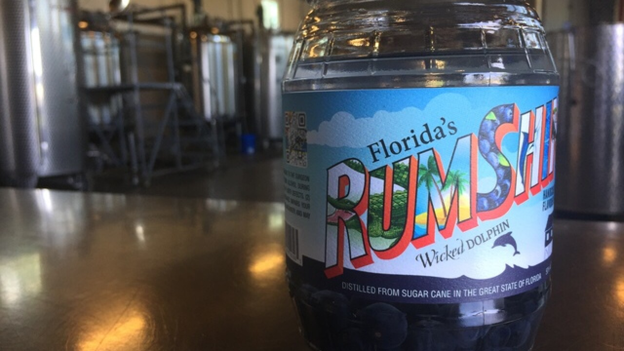 Taste Florida history on National Moonshine Day