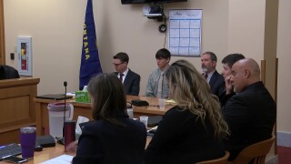 Preston Rossbach trial in Missoula