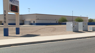 San Tan Foothills High School