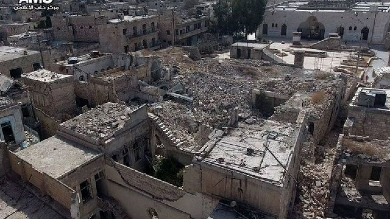 Aleppo: Ceasefire broken as evacuation of civilians delayed