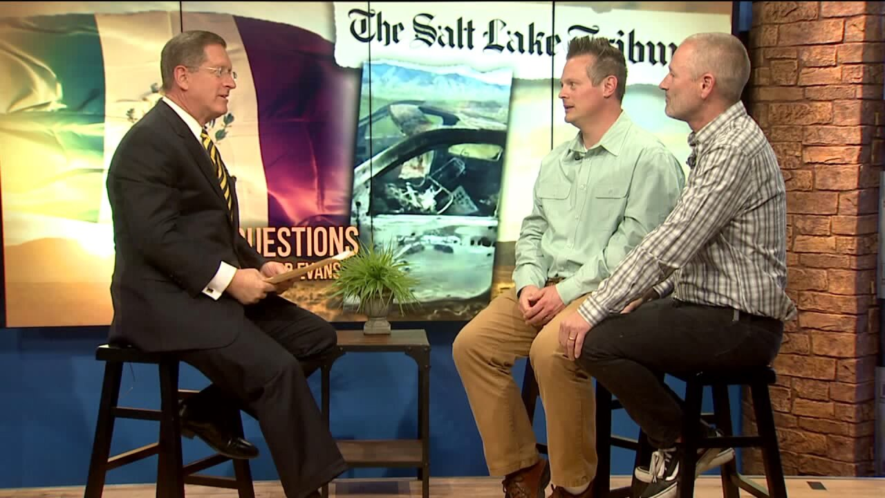 3 Questions with Bob Evans: Salt Lake Tribune's Nate Carlisle and Trent Nelson on covering tragic deaths in Mexico
