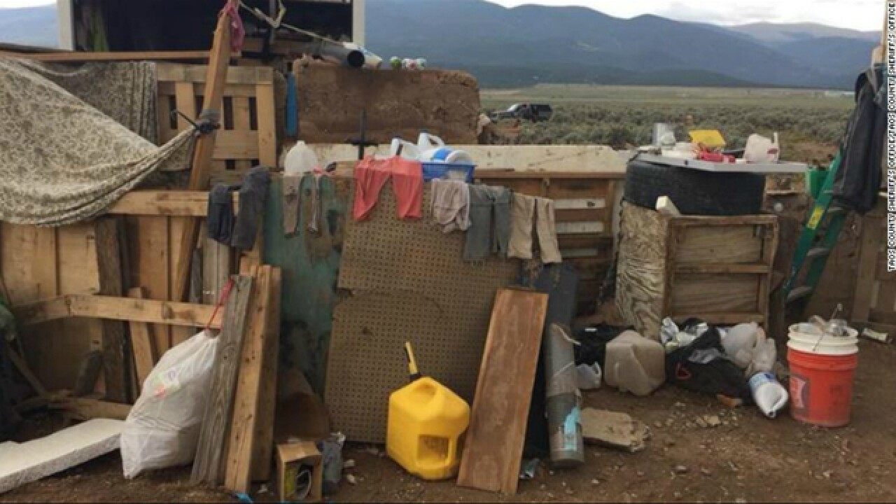 Lawyer: No evidence children at New Mexico compound were training for school shootings