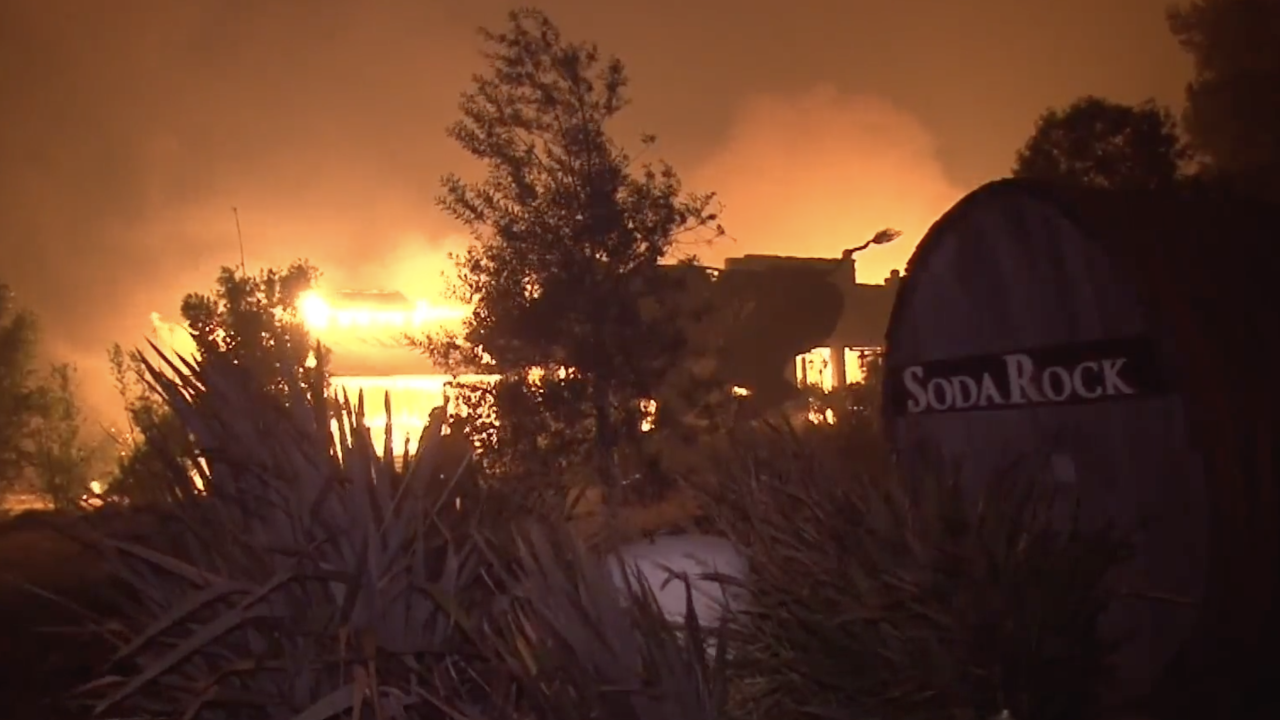 Long road to recovery continues 1 year after most devastating wildfire in California history