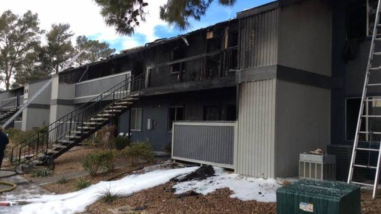 Off-duty troopers help residents escape fire