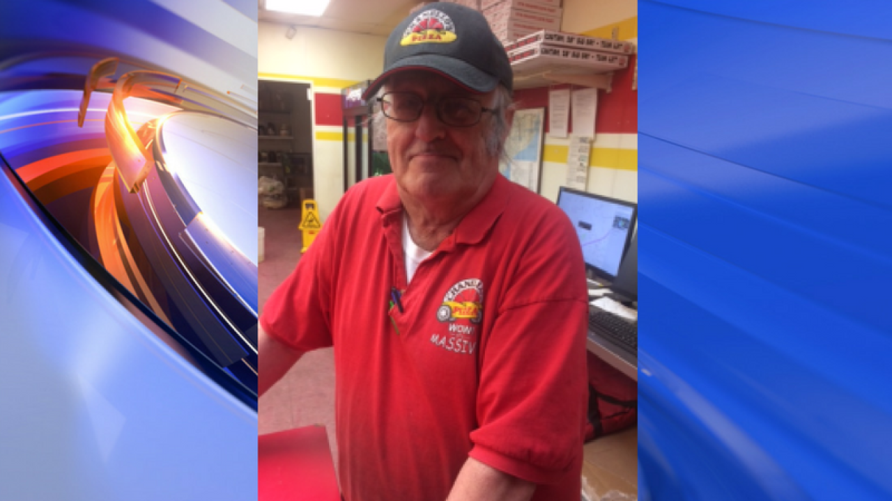74-year-old pizza delivery driver describes robbery in Newport News, second victim indays
