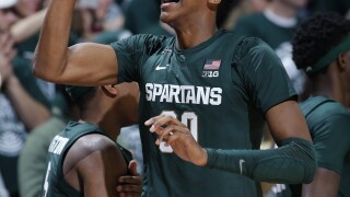 Bingham, Michigan State athletes staying healthy on campus