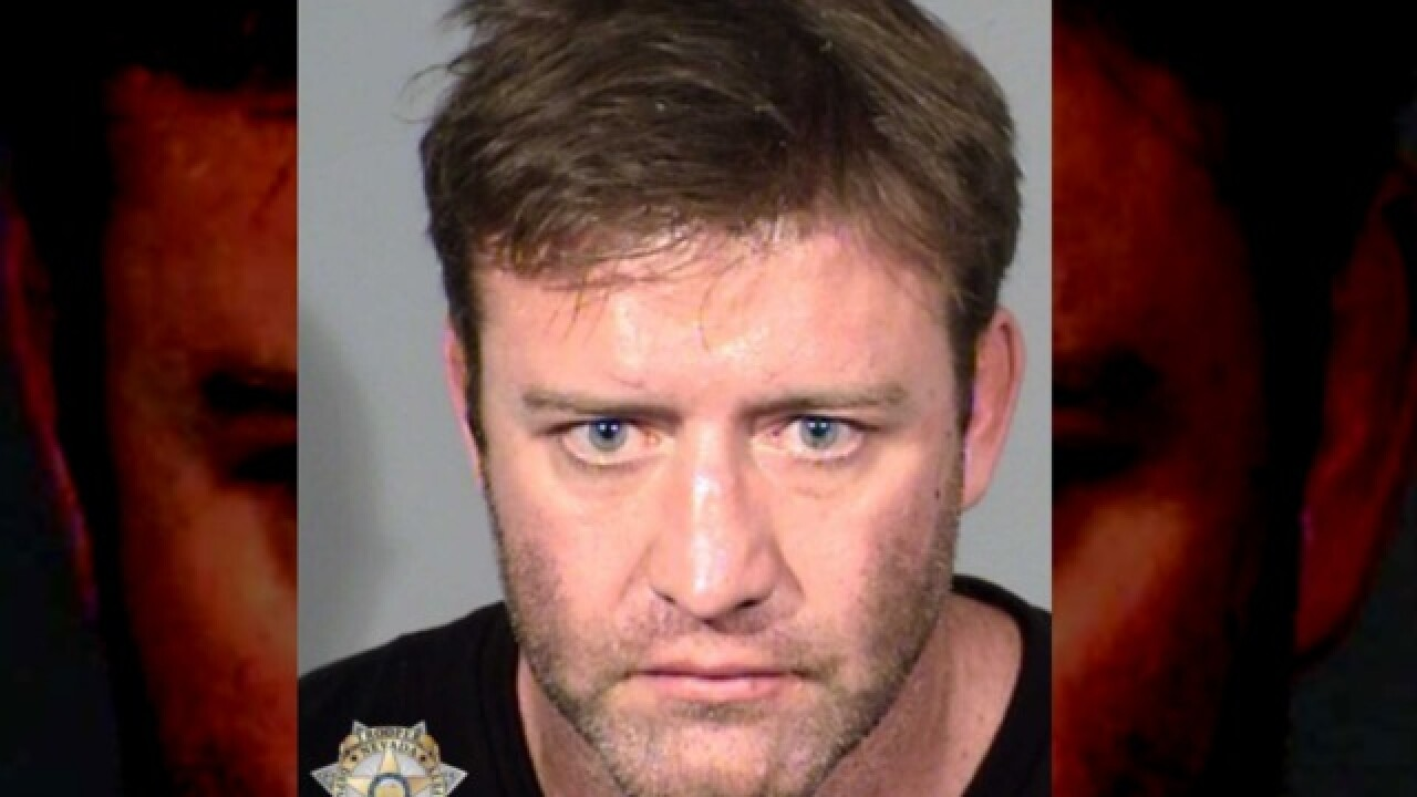 UFC veteran Stephan Bonnar arrested for DUI by Nevada Highway Patrol