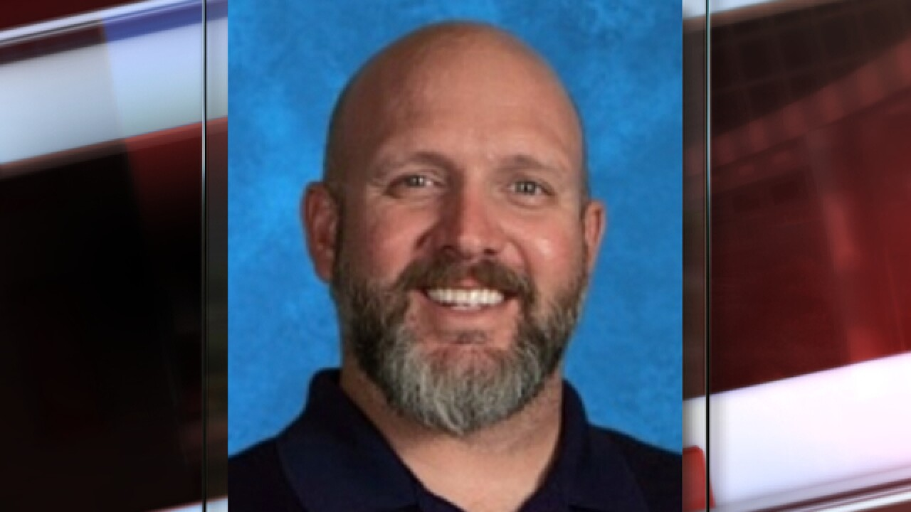 Principal texts support to investigated coach