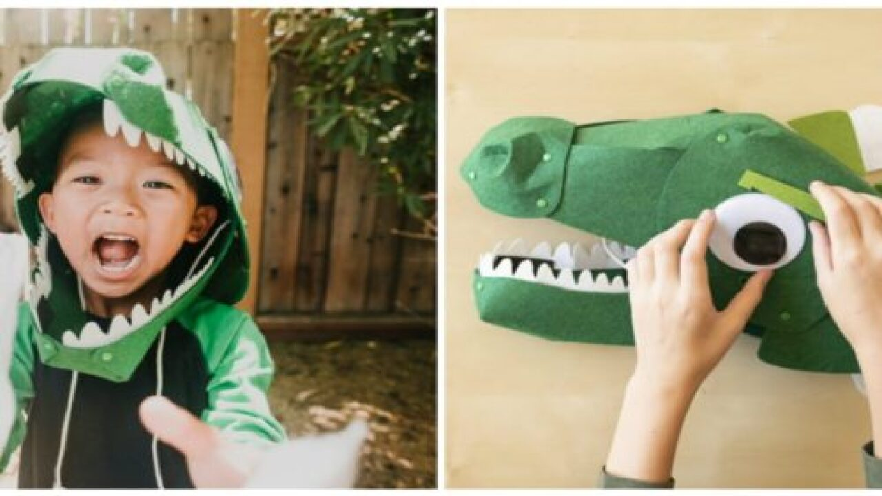 These Build-your-own Halloween Costume Kits Are Designed To Inspire STEAM Learning