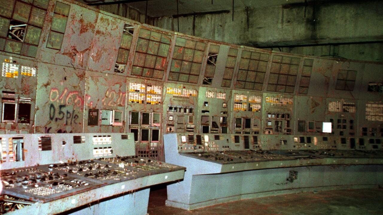 Ukraine Chernobyl Photographer's Story