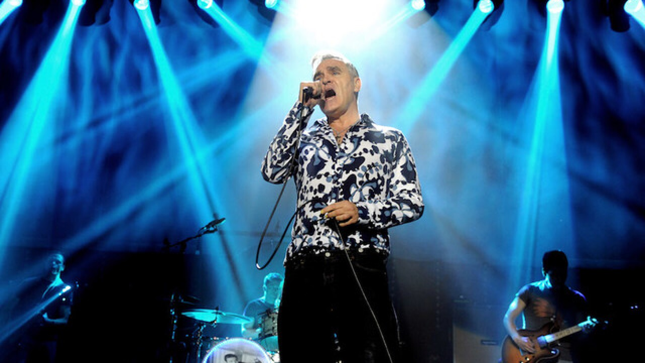 Morrissey postpones European tour dates amid dispute over racism claims