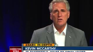 Battle for the gavel: Can Congressman Kevin McCarthy hold majority in the house, and become the next speaker?