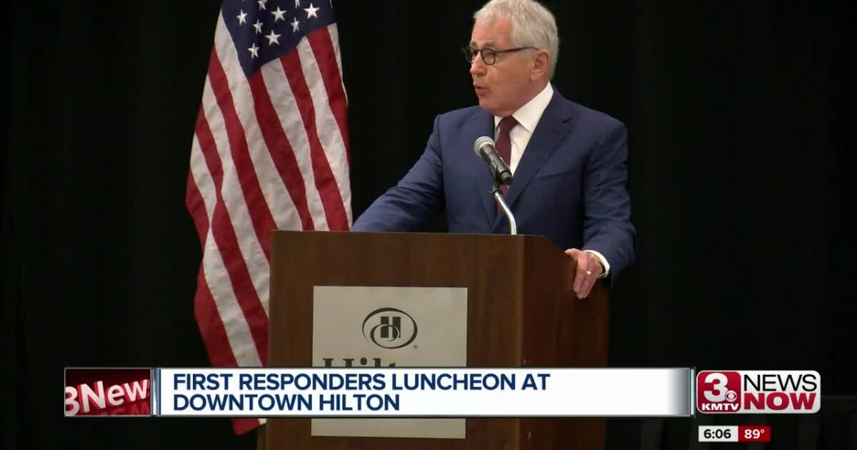 First responders remembered at 9/11 luncheon