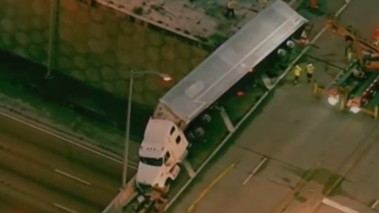 I-95 overpass in Boca Raton to be renamed after tow truck driver